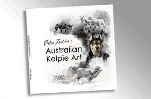 Kelpie Art