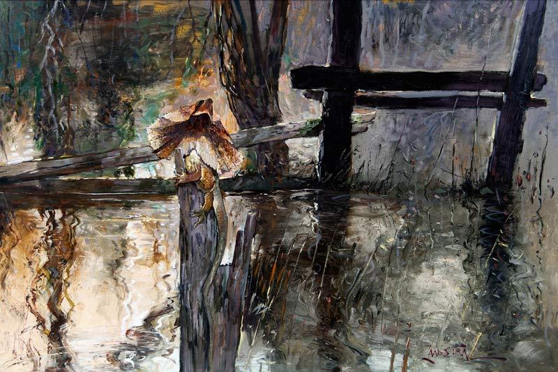 Paintings Room